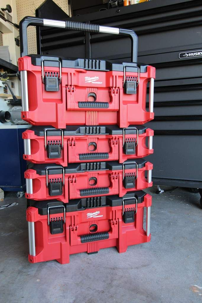 Milwaukee Packout Tool Storage System Review