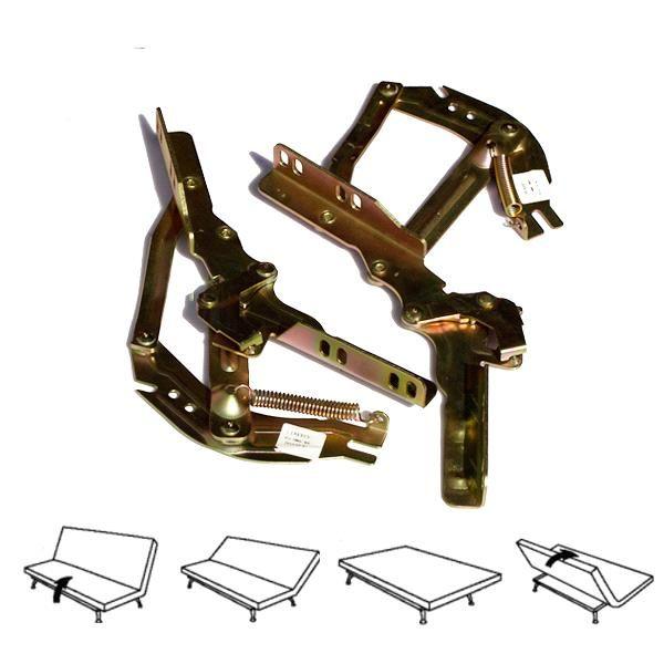 Click Clack Sofa Bed Mechanism KK034 - China Click Clack Futon Futon Sofa Bed;sofa bed mechanism corner sofa bed;sofa bed actions