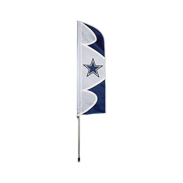 Dallas Cowboys NFL Swooper Flag