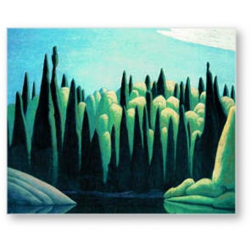 Summer Algoma-Lawren Harris, Group of 7