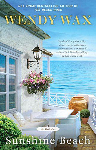 Sunshine Beach: Ten Beach Road Novel by Wendy Wax http://www.amazon.com/dp/0425274489/ref=cm_sw_r_pi_dp_88F8wb0AHWTBJ