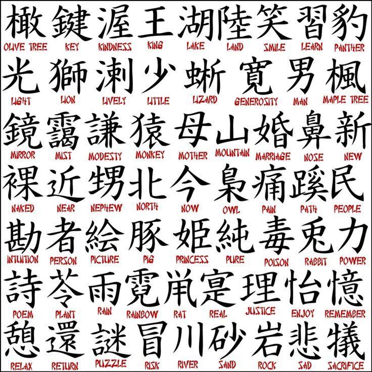 Japanese Kanji Japanese Tattoos Japanese Writing Tattoo Japanese Art Japanese Tattoo Kanji Tattoo Japanese Tattoo Symbols