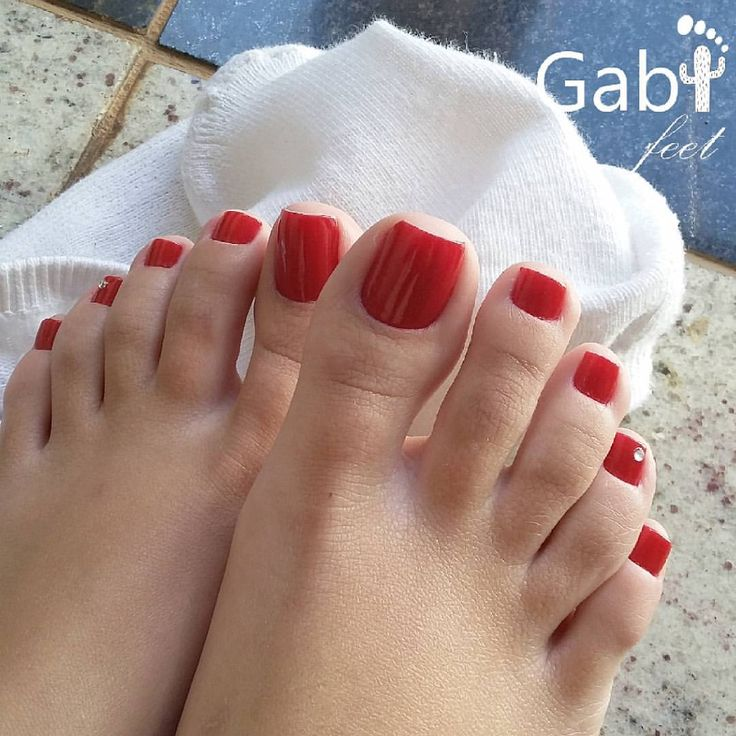 The 25 best red pedicure ideas on pinterest toe nails red red red pedicure toe nail art feet nails pretty toes beautiful toes female feet sexy feet photo and video nail polish prinsesfo Image collections