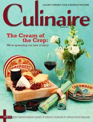 Culinaire #9 March 2013