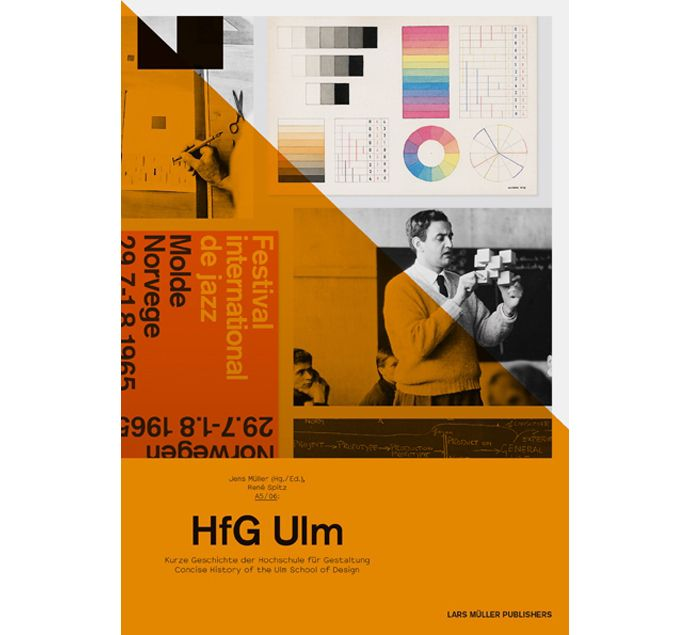 HFG Ulm - the history of The Ulm School of Design founded by Inge Aicher-Scholl, Otl Aicher and Max Bill.