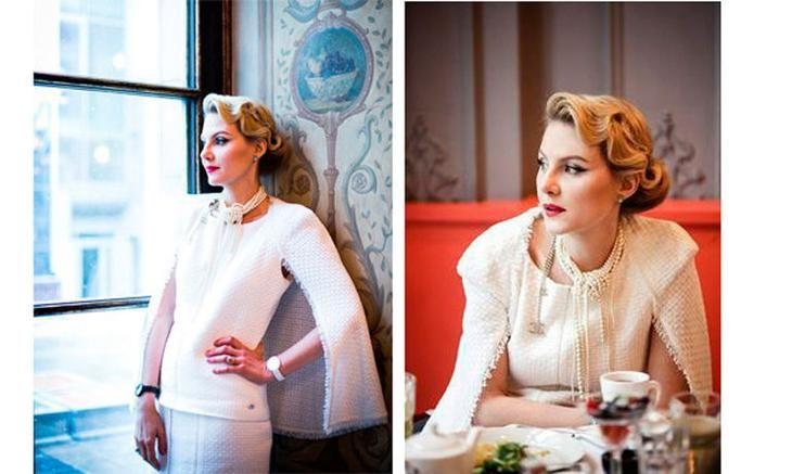 Винтажно-богемный стиль Ренаты Литвиновой: тонкий вкус и элегантность создают истинную красоту