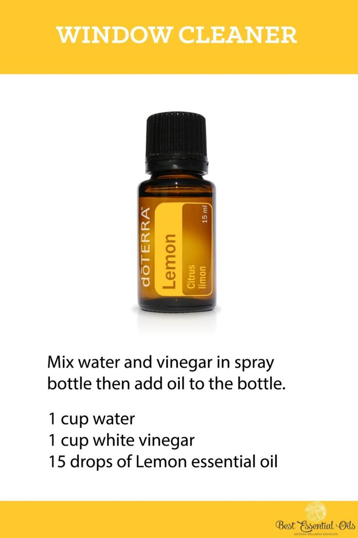 Doterra bathroom cleaner - Doterra Lemon Essential Oil Uses With Diy And Food Recipes