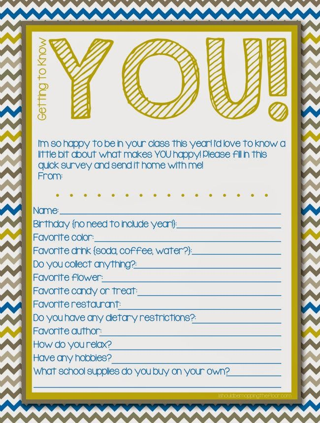 best teacher appreciation images teacher   printable teacher surveys