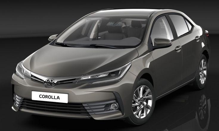 Recap - 2017 Toyota Corolla Altis (facelift) launch in India in 2017