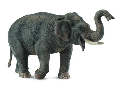Ellie the Elephant $9.99 Animal Figurines www.oh-ivy.com