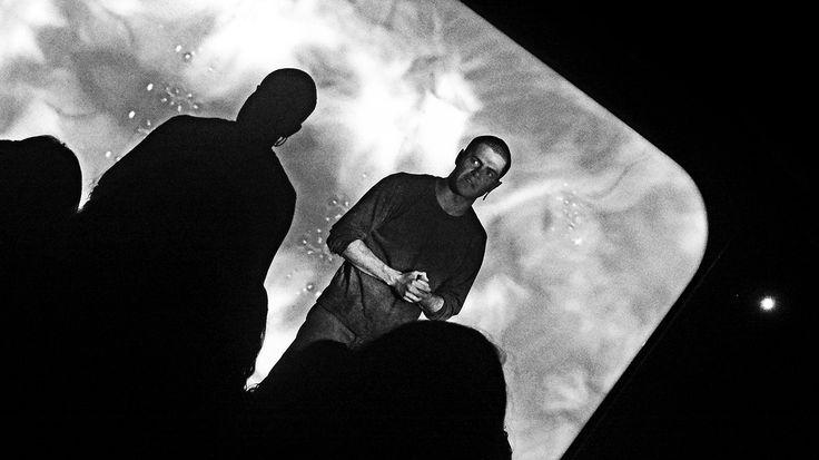 HOY no te pierdas al final de la función el debate en Agonía y Éxtasis de Steve Jobs con Alejandro Ariza. Teatro del Hotel NH, 20 hrs.