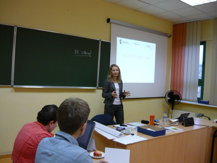 First contact with alliens, I mean students... So call Generation Y :)