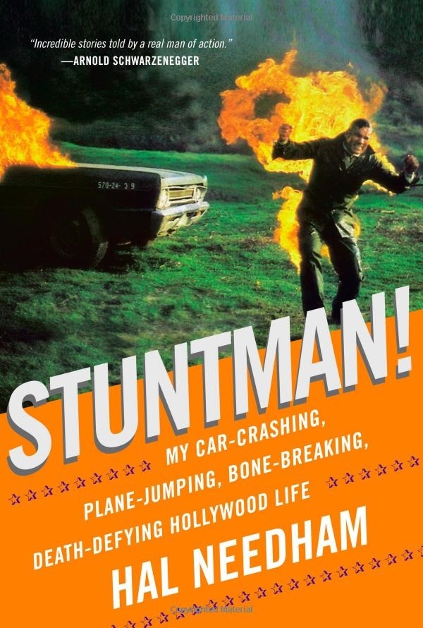 Stuntman by Hal Needham, the interview on NPR was great