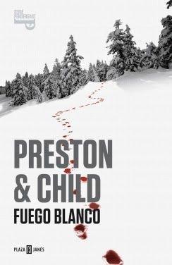 La leyenda de un oso devorador de hombres esconde pavorosos. Para saber si está disponible en la biblioteca pincha a continuación: http://absys.asturias.es/cgi-abnet_Bast/abnetop?SUBC=441&ACC=DOSEARCH&xsqf01=preston+child+fuego+blanco #novelanegra