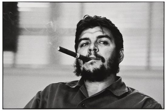 Ernesto Che Guevara, Havana, Cuba 1963 by Rene Burri #cheguevara #cuba #photogray #auction