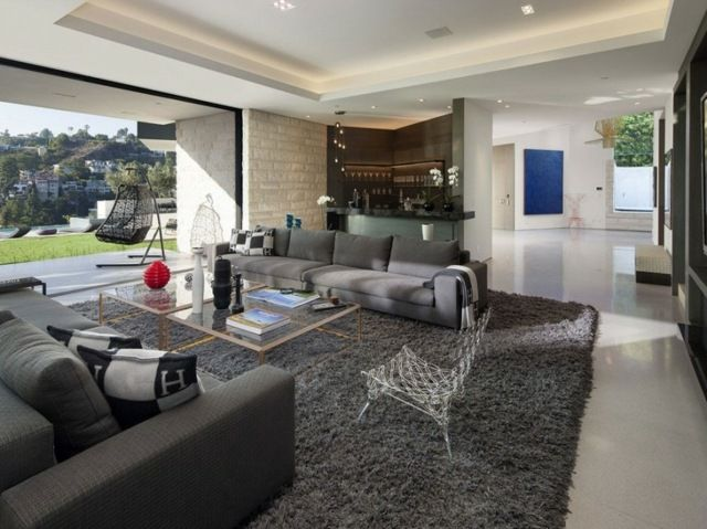 15 best Modern Home Decor images on Pinterest Home ideas, Living - glastische für wohnzimmer