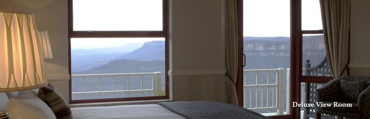 A deluxe view room @ Echoes Boutique Hotel