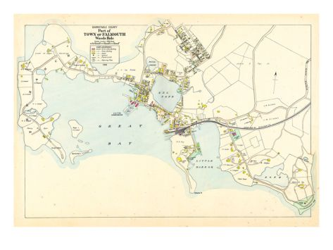 1905, Falmouth Town - Woods Hole, Massachusetts, United States