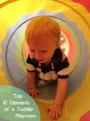 Top 10 Elements of a Toddler Playroom