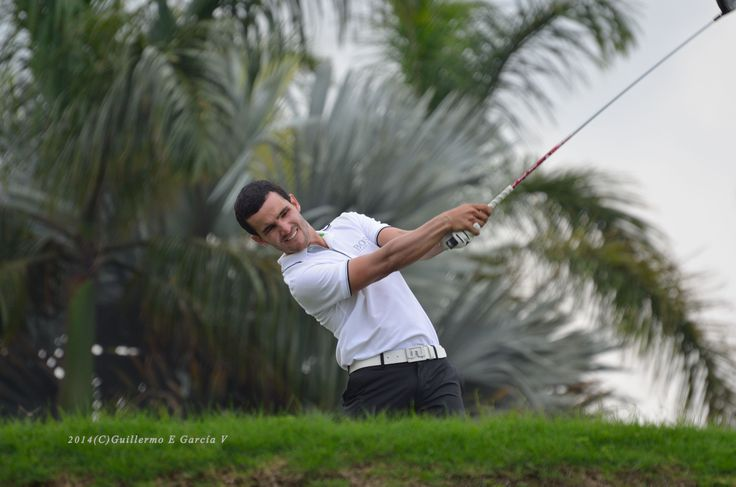 Colombian Open PGA Tour Latinoamerica 2.014 Ruitoque Golf Country Club Bucaramanga, COLOMBIA