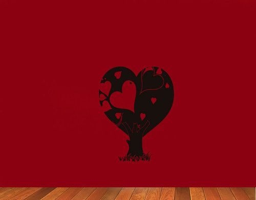 Wall Vinyl Decal Sticker Removable Room Tree with by Harmony4Life ☺ ☻. ✿