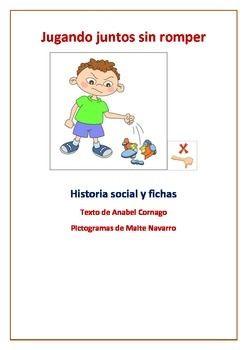 Social Script. HIstoria social