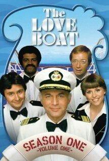 THE LOVE BOAT - I loved this show! So wholesome! And the theme song was wonderful !