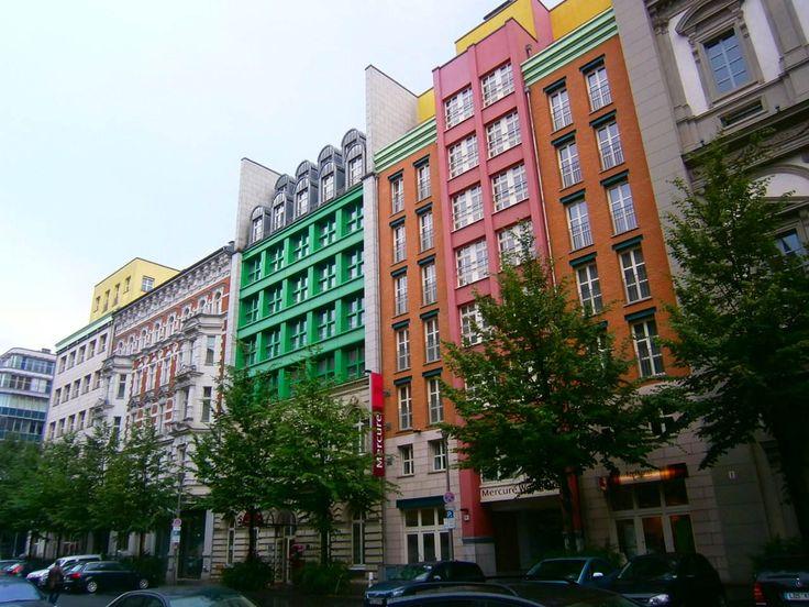 Architecture that makes you happy | Quartier Shützenstrasse