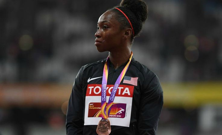 Black #Cosmopolitan Tianna Bartoletta On Winning Medals While Losing In An Abusive Marriage   #CinemaOfTheUnitedStates, #EnglishLanguageFilms, #Film, #RiseBloodHunter, #TiannaBartoletta         When we see most athletes, especially those who compete in the Olympics, we only see the results of their training and sacrifices. But behind the scenes, it's not all glitz, glamour and endorsement deals for everyone. Sometimes it's true struggle, including being held back in a