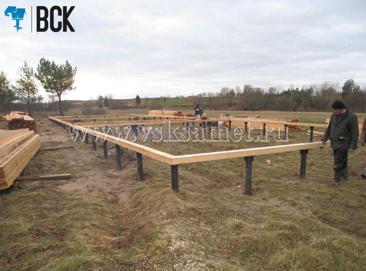 Кошара для овец. 12х60 метров. Калужская область. г. Мосальск.