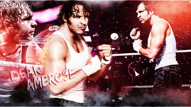 dean ambrose New Picture 2014 | WWE 13 Dean Ambrose CAW Formula By The Hippopotamus AJSim
