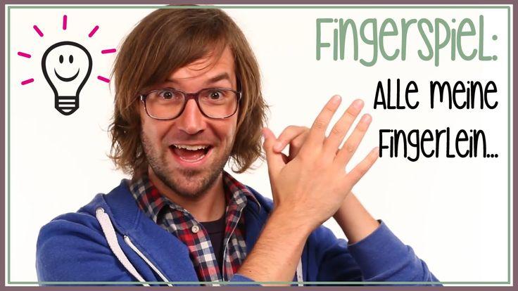 Fingerspiele: Alle meine Fingerlein sollen Dschungeltiere sein (Kinderre...