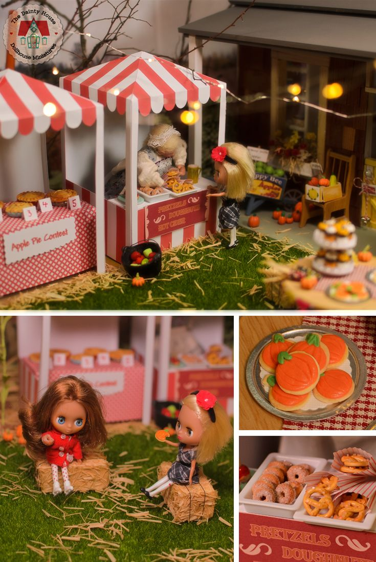 Miniature Fall Harvest Festival