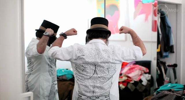 My Wardrobe - Frank Valvo   themelbournemag.com