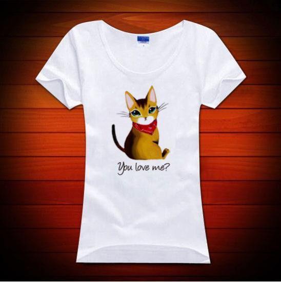 猫キャラブランド「シュー太のくせに。」のオリジナルレディースTシャツです♪座ったままこちらを振り向く子猫がデザインされています。ご注文の際にご希望のサイズをお... ハンドメイド、手作り、手仕事品の通販・販売・購入ならCreema。
