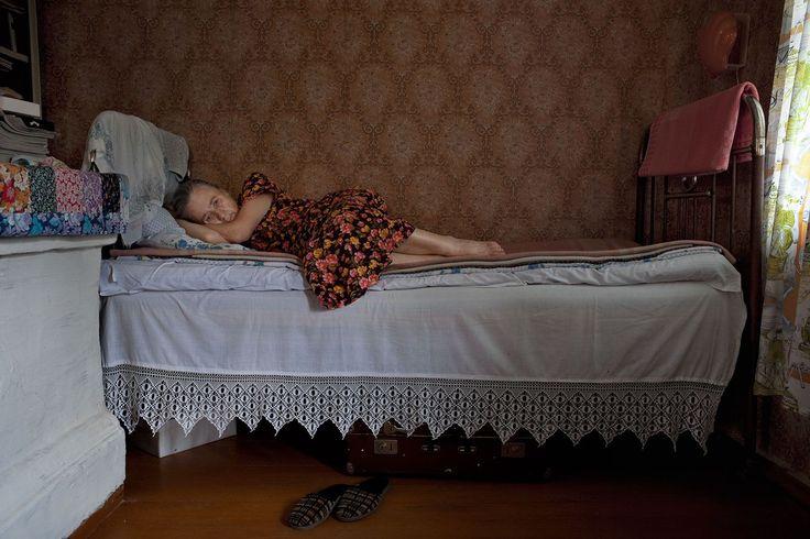 Nadia Sablin Aunties Photo Series