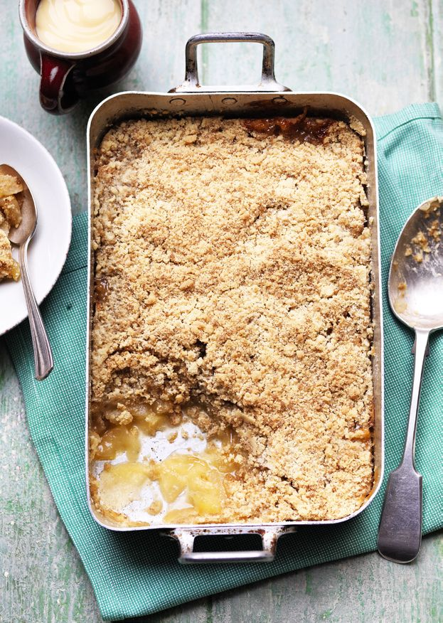 Asda Good Living | Comforting Apple Crumble