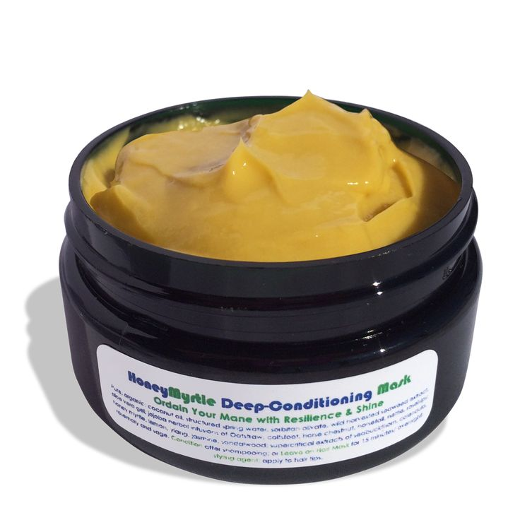 Living Libations - Honey Myrtle Deep Conditioning Mask I love all living libation products. Natural and work AMAZINGLY