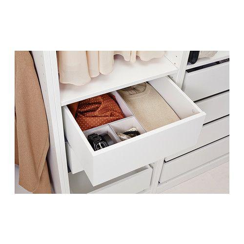 HYFS Låda, set om 3  - IKEA