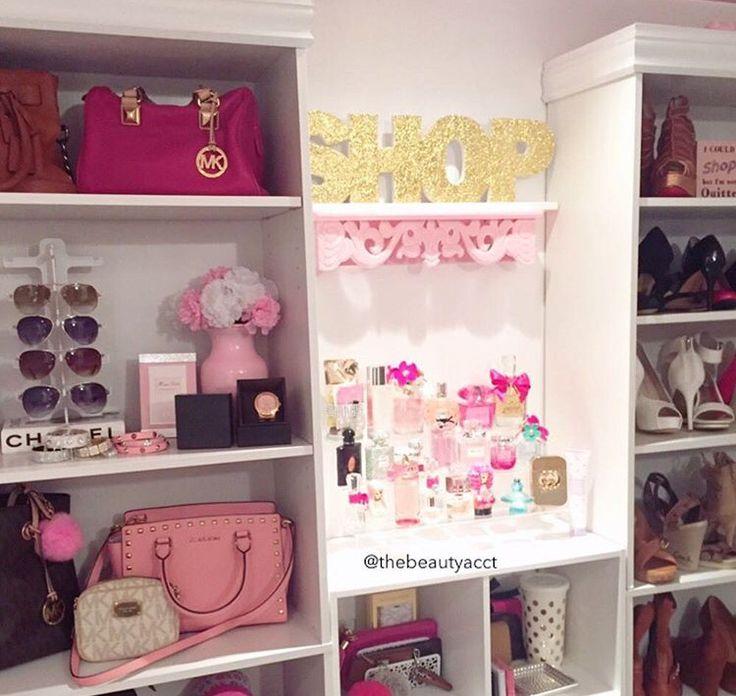 Beauty room idea