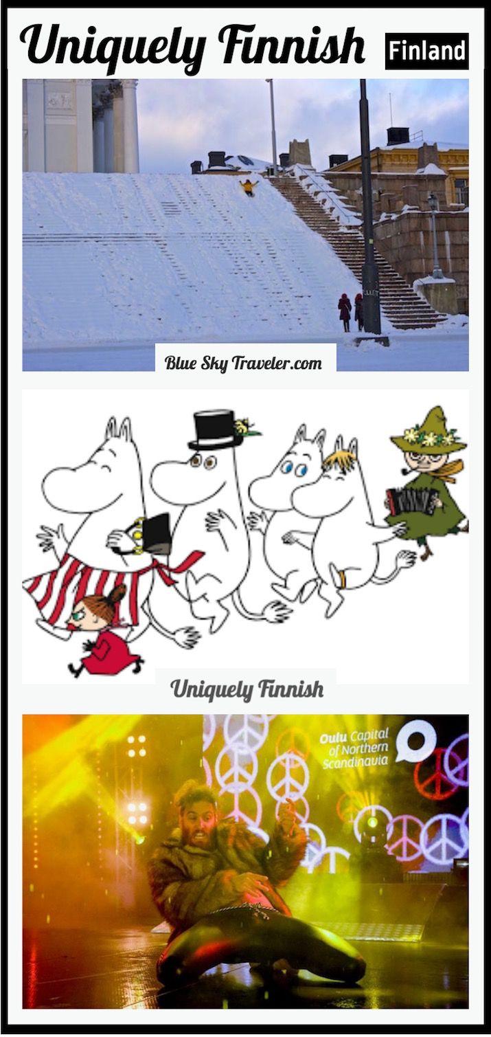 Finland HelsinkiSecret - Uniquely Finnish finds