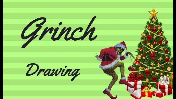 Il Grinch - Drawing (BUON NATALE 2017!! 🎄)