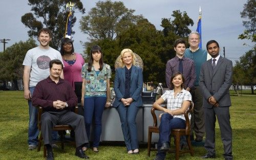 Parks & Rec - character based outfits
