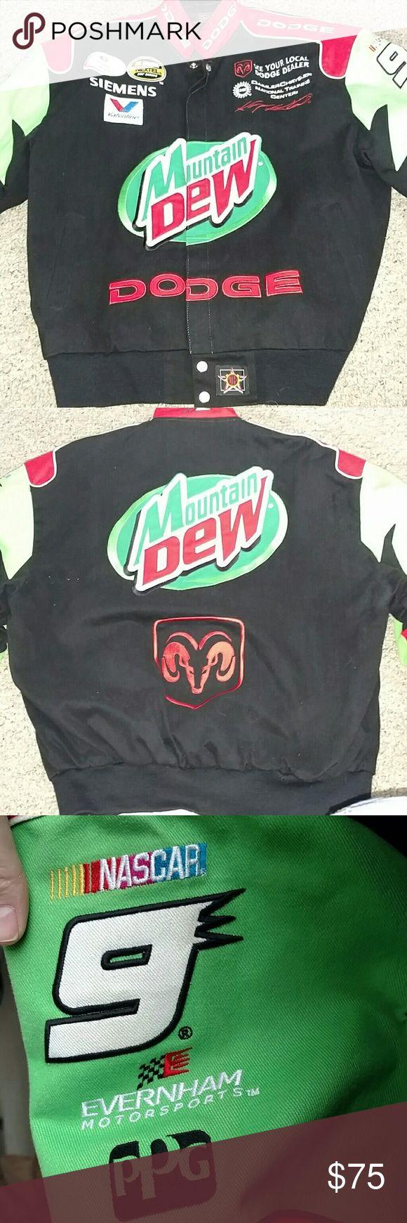 Kasey Kahne NASCAR jacket Kasey Kahne NASCAR jacket. Excellent condition! Jackets & Coats