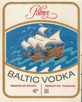 Baltic Vodka
