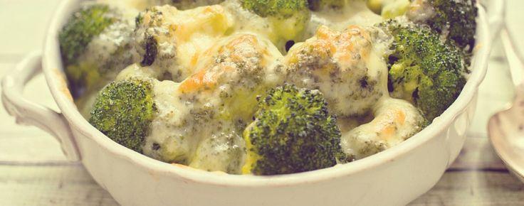 Brokolice se strouhankou