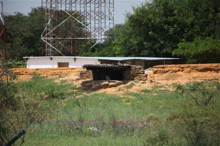 Bunker Ruacana Air Force base