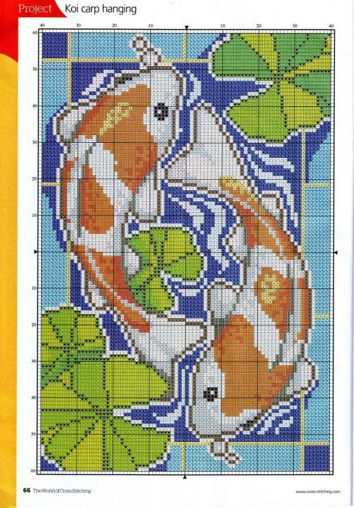 Gallery.ru / Photo # 45 - The world of cross stitching 155 - tymannost