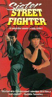 Sister Street Fighter (1974) Poster