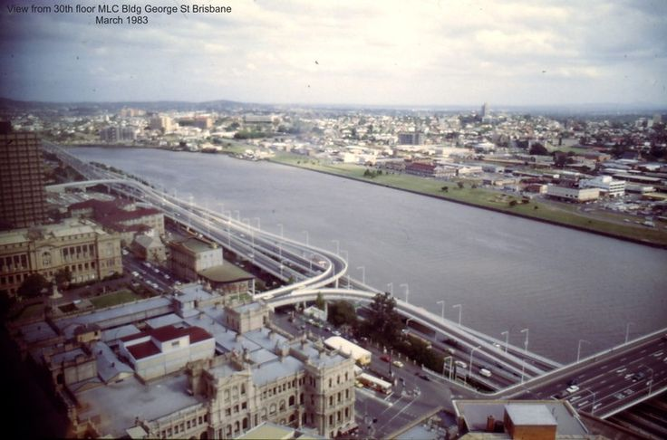 1983 View of Southbank